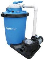 Intex Pools Speed Clean Premium 100 - integrierte Zeitschaltuhr