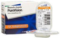 Bausch & Lomb PureVision Toric (6 Stk.) +0,25