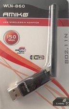 Amiko Alien Nano WLAN N150 USB Stick für SHD 8900