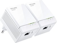 TP-Link AV600 Gigabit Powerline Adapter Starter Kit (TL-PA6010KIT)