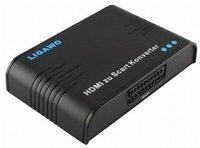Ligawo 6526626 HDMI zu Scart Konverter