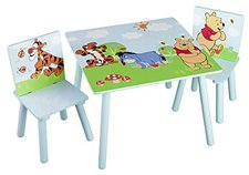 Mercopol Disney Winnie the Pooh Sitzgruppe (3-tlg.)