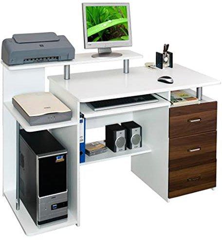 Bürostuhl24 STELLA Computertisch