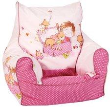 Knorr Mini-Sitzsack Spielzimmer (pink)