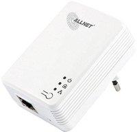 Allnet 600Mbps HomePlug AV2 Powerline Einzeladapter (ALL168600SINGLE)