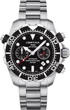 Certina Ds Action Valjoux Diver (C0134271105100)