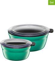 Silit Fresh Bowls-Set 2tlg. Ocean Green