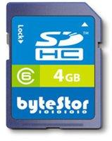 ByteStor SDHC Class 6