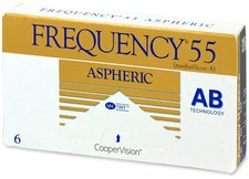 CooperVision Frequency 55 Aspheric -5,75 (6 Stk.)