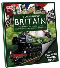 Toybrokers The Great Game of Britain Travel Game (englisch)