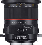 Samyang T-S 24mm f3.5 ED AS UMC [Canon]