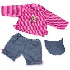Bayer Design Jeanshose mit Shirt und Mütze (84651)