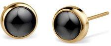 Bering Keramikstecker gold schwarz