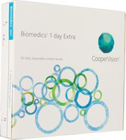 CooperVision Biomedics 1 day Extra (90 Stk.) +3,75