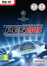 Konami Pro Evolution Soccer 2014 (PC)