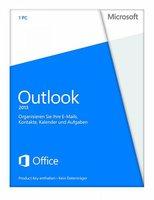 Microsoft MS Outlook 2013 (Single)