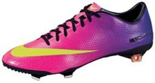 Nike Mercurial Vapor IX FG fireberry/electric green/red plum/black