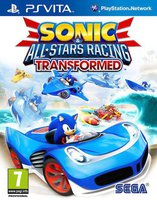Sonic & All-Stars Racing: Transformed (PSV)