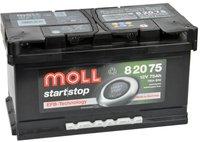 MOLL EFB 12V 75Ah (82075)