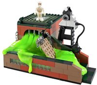 Character Options Monsters V Zombies Sewer Of Horror Playset