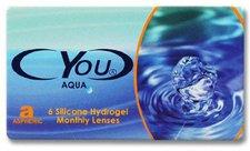 Cyou Aqua Monatslinsen (6 Stk.) +8,00
