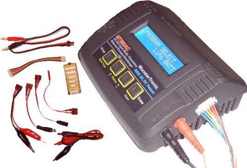 Monstertronic Ladegerät 80 Watt E-04 (MT680AC)