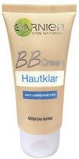Garnier Ambre Solaire BB Cream High SPF 50 (50 ml)