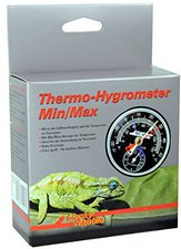 Lucky Reptile Thermo-Hygrometer Min/Max analog
