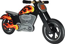 Kiddi moto Chopper Flames