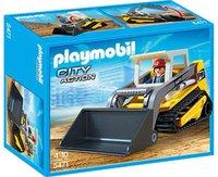Playmobil Citylife - Ketten-Kompaktlader (5471)