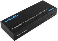 Ligawo 6518713 HDMI zu YPbPr / VGA Konverter