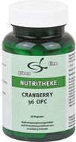 11 A Nutritheke Cranberry 36 Kapseln (30 Stk.)