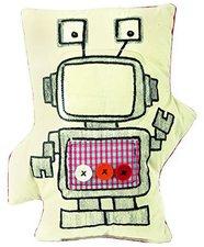 Käthe Kruse Kissen Uxu Roboter 36 cm