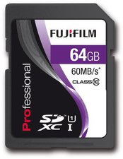 Fujifilm SDXC 64GB High Performance Class 10 UHS-I (4004953)