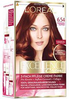 Loreal Excellence Crème 6.54 Light Red Copper Brown