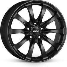 Oxxo Alloy Wheels Racy Black (7,5x17)