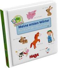 Haba Bildwörterbuch - Meine ersten Wörter rund um den Bauernhof (5869)