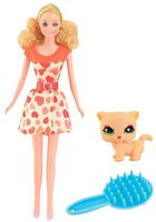 The Toy Company Miss Nicole mit Haustier (0025214)
