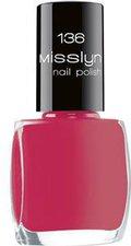 Misslyn Nail Polish 165 Red-Hot (10 ml)