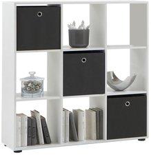 FMD Möbel Mega Raumteiler weiß (248-005)