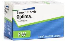Bausch & Lomb Optima FW -2,50 (4 Stk.)