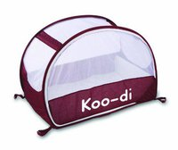 Koo-di Pop Up Bubble Cot Aubergine