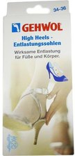 GEHWOL High Heels-Entlastungssohlen XS (2 Stk.)