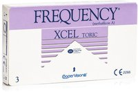 CooperVision Frequency XCEL Toric (3 Stk.) +0,50