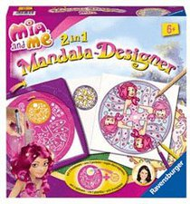 Ravensburger 2in1 Mandala-Designer Mia and Me