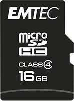 Emtec microSDHC Mini Jumbo Super 16GB Class 4 (ECMSDM16GHC4)