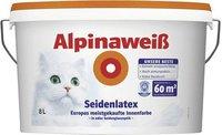 Alpina Farben Alpinaweiß Seidenlatex