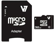 V7 32GB Micro SDHC Class 10