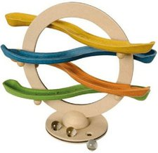 Plan Toys Kugelbahn Klick-Klack