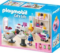 Playmobil City Life - Beauty Salon (5487)
